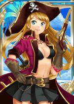 Queen of Pirates H