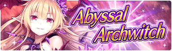 Banner 12th Abyssal Archwitch Hunt!