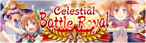 Banner Celestial Battle Royal
