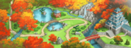 AreaMap Crimson Gardens