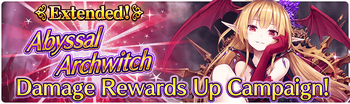 Banner 14th Abyssal Archwitch Hunt!
