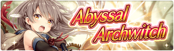 Banner 10th Abyssal Archwitch Hunt!