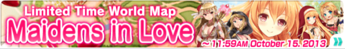 Maidens in Love banner