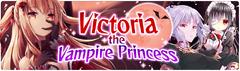 Banner Victoria the Vampire Princess