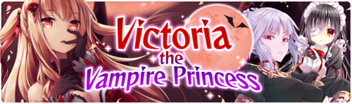 Banner Victoria the Vampire Princess