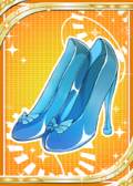 Glass Slipper H
