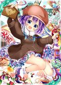 Secret Toshigami H