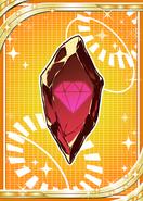 Raw Scarlet Gem