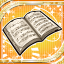 Old Music Book icon