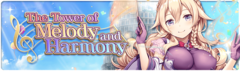 Banner The Tower of Melody and Harmony