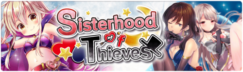 Banner Sisterhood of Thieves