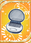 Compact Makeup Case
