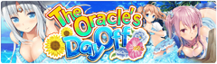 Banner The Oracle's Day Off