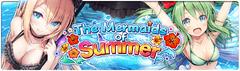 Banner The Mermaids of Summer