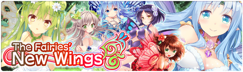 Banner The Fairies' New Wings
