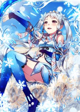 Summer Snow X