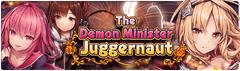 Banner The Demon Minister Juggernaut