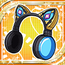 Cat Ear Headphones icon