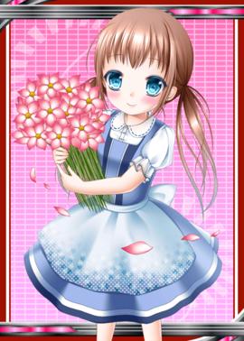 Flower Girl 1