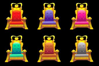 Thrones Set