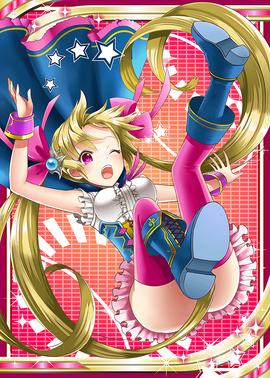 Somersault Girl H
