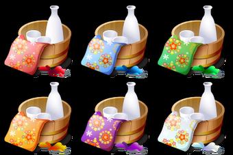 Washbowl Set