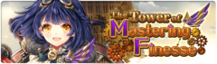 Banner The Tower of Mastering Finesse
