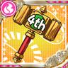 4th Hammer H icon
