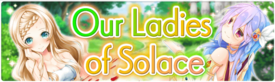 Banner Our Ladies of Solace