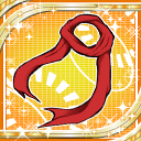 Crimson Scarf H icon