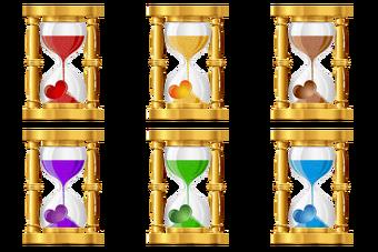 Hour Glass Set