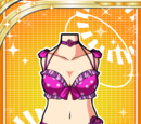 Veiled Polka Dot Bikini