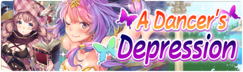Banner A Dancer's Depression
