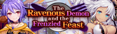 Banner The Ravenous Demon and the Frenzied Feast