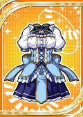 Fancy Maid Dress H