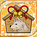 Dog Votive Tablet H icon
