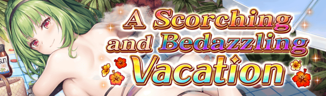 Banner A Scorching and Bedazzling Vacation