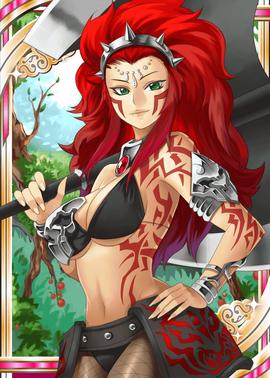 Queen of Amazons