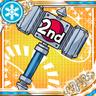 2nd Hammer icon