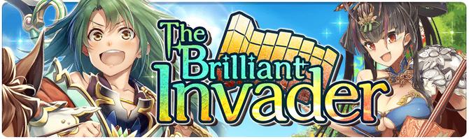 Banner The Brilliant Invader