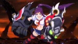 """""""Valkyrie Drive"""" Anime PV"""