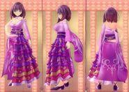 Viola Outfit (Momo Kuzuryu)