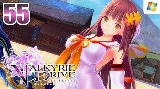 Valkyrie Drive : Bhikkhuni 【PC】 55 │ Story Playthrough