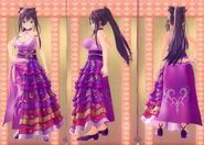 Viola Outfit (Ranka Kagurazaka)