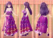 Viola Outfit (Rinka Kagurazaka)