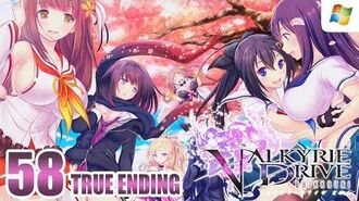 Valkyrie Drive : Bhikkhuni 【PC】 58 │ Story Playthrough │ True Ending