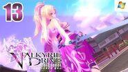 Valkyrie Drive : Bhikkhuni 【PC】 13 │ Story Playthrough