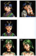 Y expressions
