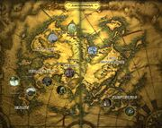 Midgard map