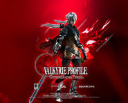 Valkyrie profile covenant of the plume wall 9